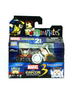 Marvel Minimates Thor & Amaterasu Marvel Vs Capcom TRU Exclusive Series 3 New
