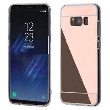 Étuis, housses et coques roses transparentes Samsung Galaxy S8 pour téléphone mobile et assistant personnel (PDA)