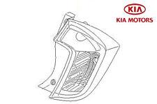 Kia Picanto 2011-2015 Rear Light Unit Left Hand Passenger Side