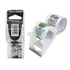 Christmas Tape Dispensers Roll Decorative Sticky Paper Masking Tape Adhesive uk