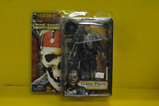 NECA Pirates of the Caribbean Curse of the Black Pearl Cursed Pirate Series 1