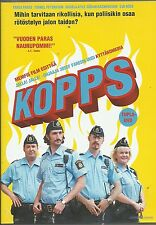 Kopps 2003 Swedish hit comedy Josef Fares English subtitles OOP 2-DVD