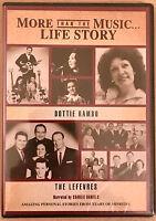 Dottie Rambo / The Lefevres Life Story DVD  Southern Gospel Rambos Dolly Parton
