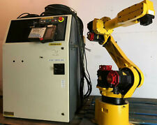 Fanuc Industrial Robot Arcmate 100ib M6ib Rj3ib Tested Multi Qty
