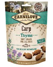 Canilove Grain Free Crunchy Dog/Puppy Treats Mackerel & Raspberries 200 x 2