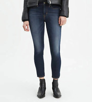 Levis 711 Jeans Skinny Ankle off the Cuff 31W, 30W, 27W, 26W, 25W, in seam 27""