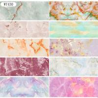 10 pcs 20X4 cm Marble Texture Nail Foil Transfer Decals Professional Manicure