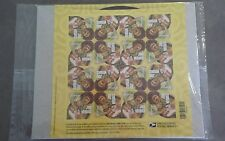 Jim Hendrix, Full Pane, Mint in Package Stamps