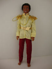 Ken 2pc Prince Charming Outfit in Yellow and Maroon Made to Fit the Ken Doll