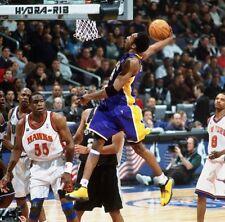 2001 Signed Game Worn Used Kobe Bryant Adidas Kobe Crazy 1 PE Shoes Lakers