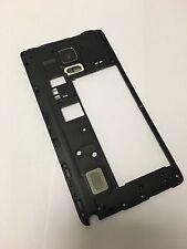 Original !Samsung Galaxy Note Edge N915F Mittelrahmen MiddleCase Gehäuse Schwarz
