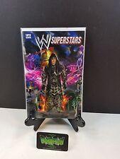WWE Superstars #1 Mick Foley Undertaker Variant by Miran Kim 2013 Super Genius
