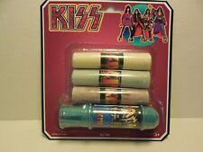 KISS CHALK SET NEW ON CARD RARE