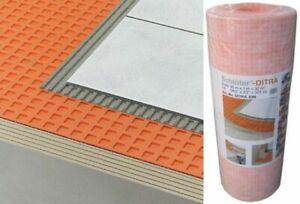 Schluter DITRA Matting Waterproofing Uncoupling Membrane 30MTR Roll
