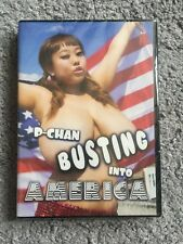 P-Chan busting into America DVD (Atomic Cheesecake)