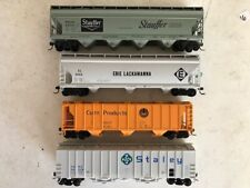 STALEY, CORN PRODUCTS (CUSTOM), STAUFFER, EL, HO SCALE, ROLLING STOCK