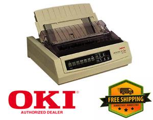 NEW IN BOX - OKI Data 62411601 Microline 320T 9-Pin Turbo Dot Matrix Printer
