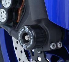 Yamaha MT-10 MT10 2016-2017 R&G racing horquilla protectores de choque motocicleta negra