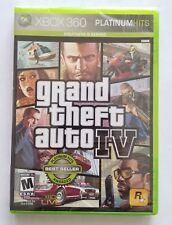 Grand Theft Auto IV Xbox 360 [Factory Refurbished & Sealed] Free Shipping