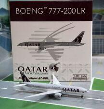 Phoenix 1/400 Qatar Airways B777-200LR A7-BBI 100th Aircraft