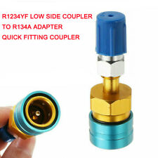 New R1234YF To R134A Low Side Quick Coupler Adapters Car Air Conditionings Parts