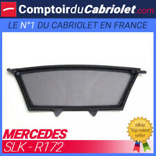 Filet anti-remous coupe-vent, windschott Mercedes SLK 4 R172 - TUV
