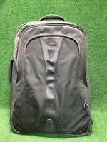 "Tumi 'T-Tech' Expandable 26"" Upright Suitcase Black Rolling Wheeled MSRP $595"