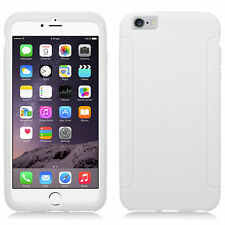 White Cases, Covers and Skins for iPhone 6 Plus