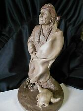"""Tom Clark Collectible """"Indian"""", 1983, Ed #24, Unused Condition (See Pic)"""