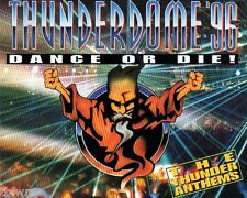 Thunderdome '96 - The Thunder Anthems - CD - HARDCORE GABBER