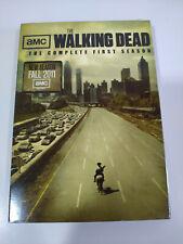 The Walking Dead Complete First Season 1 - 2 X DVD Anglais Région 1