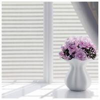 Bedroom Bathroom Home Waterproof Glass Window Privacy Film Sticker PVC Fros J3N9