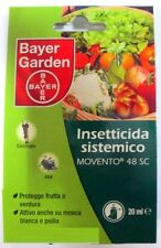 INSECTICIDE MOVENTO 48 SC BAYER SISTEMICO PSYLLES, PUCERONS, COCHENILLES 20 ML