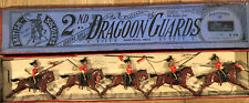 Britains: Early Boxed Set 44 - 2nd Dragoon Guards. Rare. c1905