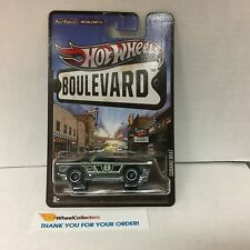 Subaru Brat * Green * Hot Wheels Boulevard * D16