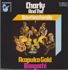 """NUR 7"""" COVER Charly And The Bourbon Family Acapulco Gold ONLY COVER"""