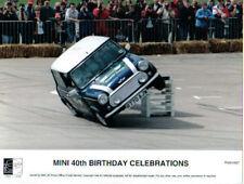Mini 40th Birthday Celebrations in 1999 original colour Press Photo No. P0001667