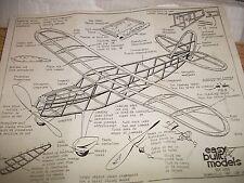 """""""Baby Hornet"""" Model Kit by Easy Built"""