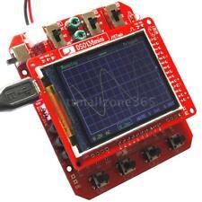 "New DSO138 2.4"" TFT Digital Oscilloscope Acrylic Case DIY Kit SMD Soldered Y3J2"
