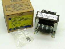 Square D 9070EO2D13 Industrial Control Transformer 120V to 12V 24V, 0.1kVA
