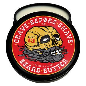 Grave Before Shave Beard Butter (Cigar Blend)