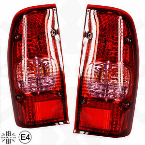 Rear Lights for Mazda B2500 2003+ (Pair) [E-Marked]