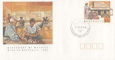 (46659) Australia FDC Hospice Care Postal Stationery - 15 Aug 1990