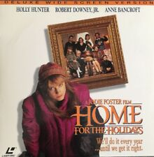 Home for the Holidays (Laserdisc) Deluxe Widescreen Edition Single Disc