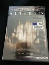 Altered (Dvd, 2006) New Horror Movie From the Producer of Blair Witch Project