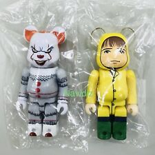 15b578b6 Medicom Bearbrick S36 Horror SP 36 Secret be@rbrick 100% IT Bear Joker set
