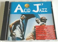ACID JAZZ 7 CD COMPILATION EDITORIALE OTTIMO SPED GRATIS SU + ACQUISTI
