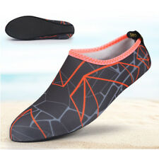 NEW Barefoot Water Skin Shoes Aqua Socks Beach Swim Slip On Surf Yoga Exercise
