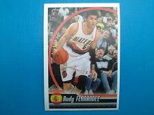 2010-11 Panini NBA Sticker Collection n.258 Fernandez Portland Trail Blazers