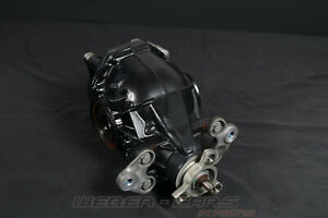 A2223509700 Mercedes W222 S320 M276 V6 Rear Axle Gearbox Differential 100km